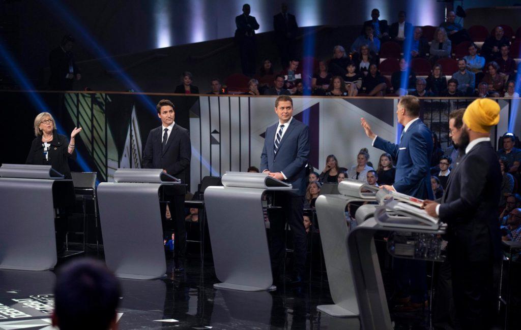 Leaders Debate Global News | Facebook